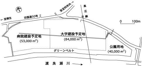 競馬場跡地構想2006年