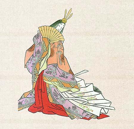 式子内親王 - Princess Shikishi - JapaneseClass.jp
