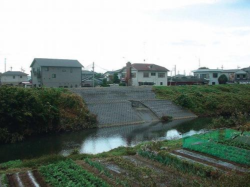 袋川の雨水対策