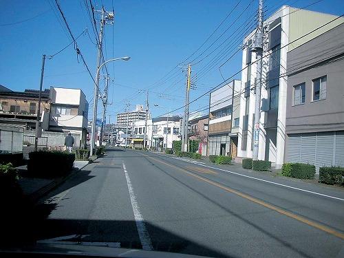 十念寺通りの街灯整備